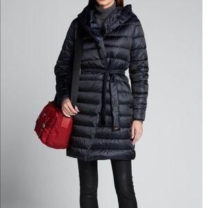 Maxmara  Novef Long puffer coat